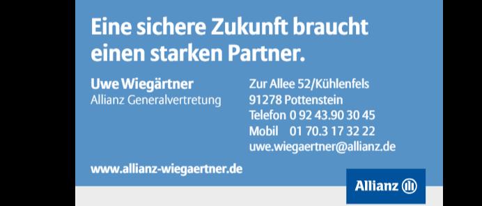 Allianz Versicherung Uwe Wiegärtner
