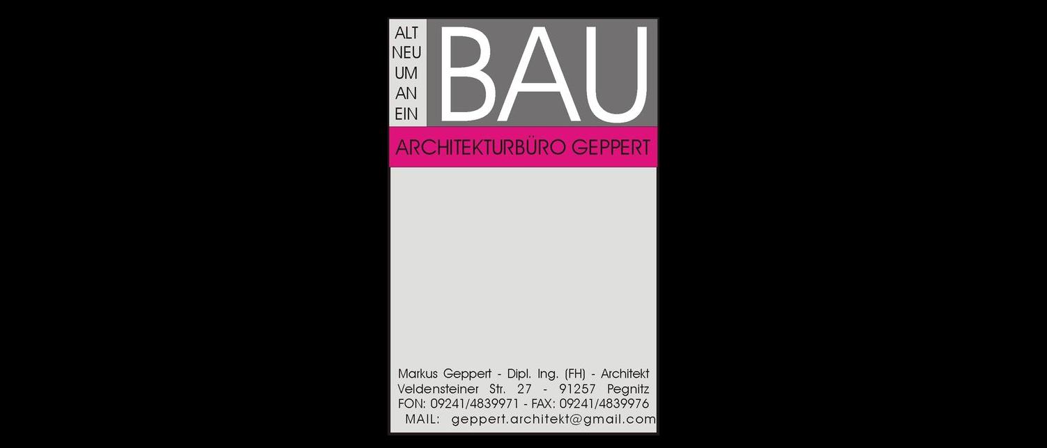 Architektur + Raum Markus Geppert