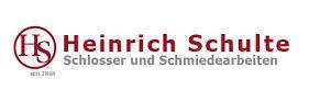Heinrich Schulte - Schlosser und Schmiedarbeiten