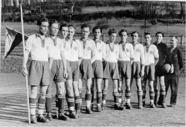 Saison 1951/1952